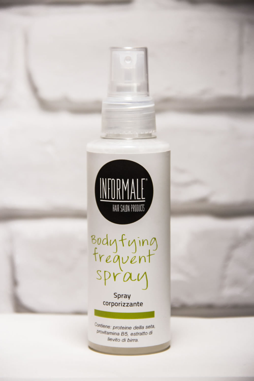 Bodyfing frequent spray informale hair salon